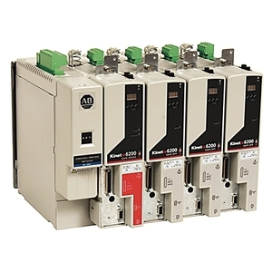 Allen-Bradley 2094-BM03-M Module, Power, Multi-Axis, Safe Torque Off, 13.5KW, 460VAC, 28A