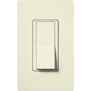 Lutron SC-3PSNL-BI Claro Switch, 120VAC/3-Way, Biscuit