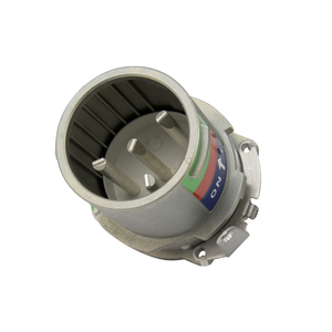 Meltric 89-68073 60A, 250V, 3P4W, Male Inlet