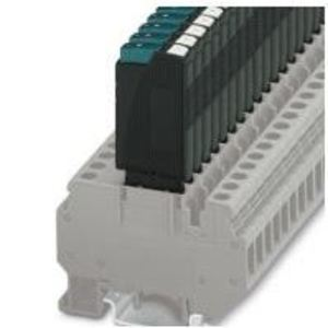Phoenix Lighting 0712275 Terminal Block, Breaker, 6A, 1P, Socket Mount, TCP-6A, 250VAC, 65VDC