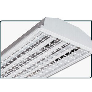 Renova Lighting ECS-ECO4-MN-454-UNV-22H-00W High Bay, T5HO, 4', 4-Lamp, 120/277V, 54W