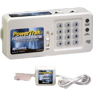 Reliance Controls THP201P Standby Power System Phone-Out Monitor