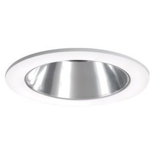 "Halo 3004WHC Reflector Trim, 3"", White"