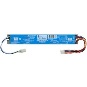 Fulham IH2-UNV-270-T8 Electronic Ballast, Fluorescent, T8, 2-Lamp, 70W, 120/230/277V