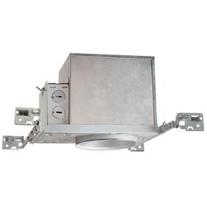 """Juno Lighting IC1-S Miniature Universal IC Housing, Air-Loc, 4"""""""