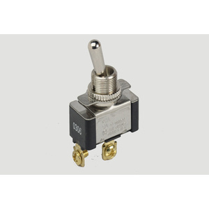 Bizline RSW82080TOG Toggle Switch, Single-Pole, Single-Throw