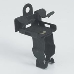 "Cooper B-Line BP-12-U-2-4 Flange-Mount Conduit Clip, 1/2"" Conduit, 1/8"" to 1/4"" Flanges"