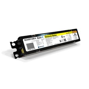 Universal Lighting Technologies B260IUNVHP000I Electronic Ballast, Fluorescent, T12, 2-Lamp, 120-277V