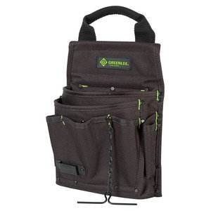 Greenlee 0158-17 GRN 0158-17 BAG,CADDY,7 POCKET