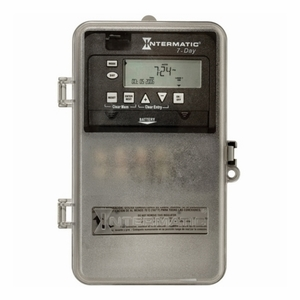 Intermatic ET1705CPD82 Electronic Time Control, 7-Day