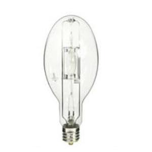 Shat-R-Shield 93800S Metal Halide Lamp, Shatter-Resistant, BT37, 400W