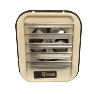 Qmark MUH104 10kw @ 480v, 3 Horizontal/downflow Unit Heater
