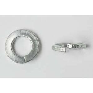 "Bizline 14LWSS Split Lock Washer, 1/4"", Stainless Steel, 100/PK"