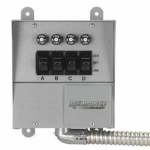 Reliance Controls 31404B Pro/tran Trans Sw