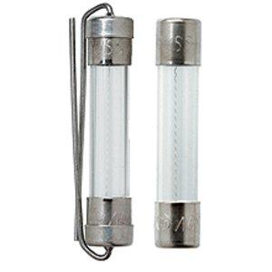 "Eaton/Bussmann Series AGC-1-R Fuse, 1 Amp, Fast-Acting, Glass, 1/4"" x 1-1/4"", 250VAC, RoHS"