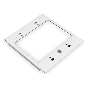 Wiremold G6007C-2 Vertical Mount Device Plate, 2-Gang, 6000 Series, Gray