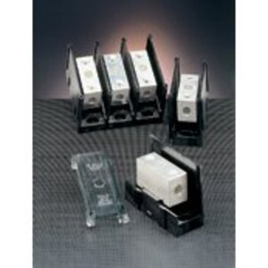 Ferraz 67112 Power Distribution Block, 2-Pole, 175A, 14 - 2/0 AWG