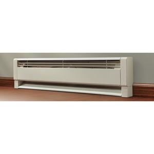 Qmark HBB2004 Electric Hydronic Baseboard Heater, 2000/1500W, 240/208V
