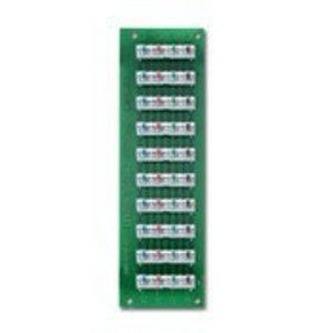 Leviton 47603-110 1 x 9 Bridged, Telephone Expansion Board, LIN Integrated Network