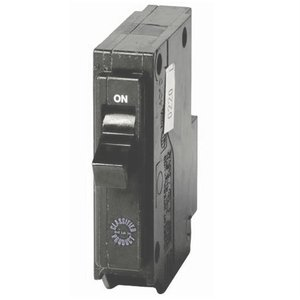 Eaton CHQ150 Breaker, 50A, 1P, 120/240V, 10 kAIC, Classified