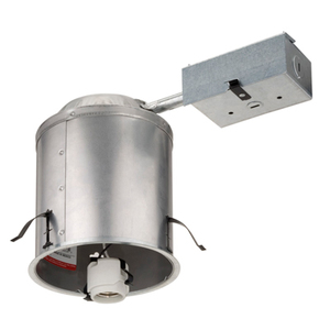 Lithonia Lighting L3RR6 IC/Non-IC Housing, Air-Tite, 4""