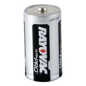 Rayovac ALC-6J C Battery, 1.5V