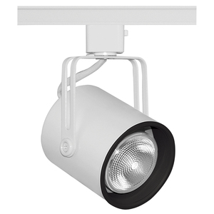 Juno Lighting T423-BLB-WH MINI-PAR FLAT BACK