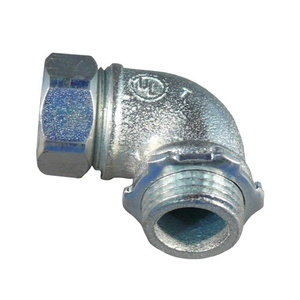 Appleton TWL-50L 1/2 inch, 90° Short Connectors, Gland Compression