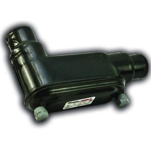 """Plasti-Bond PRHLB38 Conduit Body, Type: LB, FM8, Size: 1"""", PVC Coated Iron"""