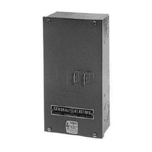 GE Industrial SF250S Breaker, Enclosure, 250A, 3P, NEMA 1, Surface, SF250 Frame