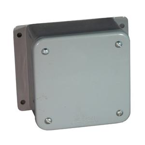 """Appleton JIC-B Junction Box, Liquidtight, Size: 4-1/8 x 2-5/8 x 2-3/16"""", Steel"""