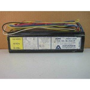 Philips Advance RK2S32TPI Hyb Ballast (2) F32t8 Rs 120v