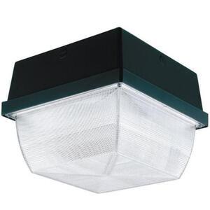 Lithonia Lighting VR3C100MTBLPI 100W MH Fixture, Vandalproof