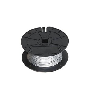 """Cooper B-Line BKP10063 KwikPak™ Kit, Includes: (100) Kwik-Clamps and (500') 1/16"""" Wire Rope"""