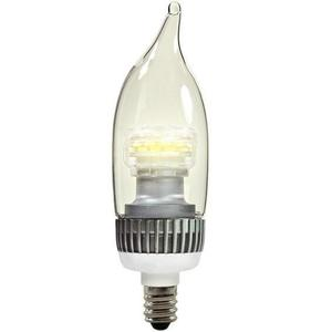 TCP LDCF3WH30K 3 W Bulb Dimmable LED