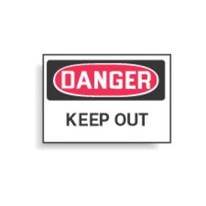 Brady 40676 Electrical Hazard Sign