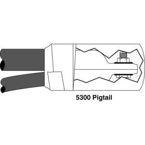 3M 5300 Motor Lead Splicing Kit, 14 - 10 AWG, (3 Splices/kit)