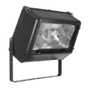 GE Lighting PF1K01S0A17X7DB Power Flood Lighting, 1000W, HPS, Multi-Volt, Auto-Reg Ballast