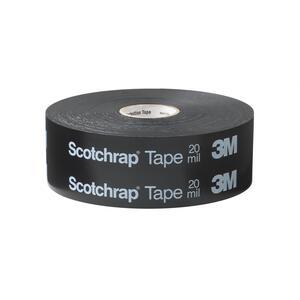 "3M 50-UNPRINTED-4X100FT Corrosion Protection Tape, 10 mil, Unprint, 4"" x 100'"