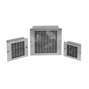 Cooper B-Line KP40 Filter Fan Package, 115V, Material/finish: Steel/Stainless Steel