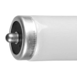 "Norman F96T12CW/EW-TUFFCOAT Fluorescent Lamp, Coated, T12, 96"", 60W, 4100K"