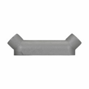 "Cooper Crouse-Hinds BUB5 Conduit Body, Type: Mogul BUB, Size: 1-1/2"", Material: Iron Alloy"