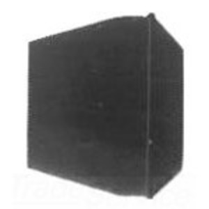 """Cooper Crouse-Hinds BUSH96 5/8"""" to 3/4"""" Rubber Bushing, Replacement Part"""