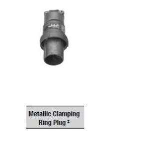 Appleton ACP3034BCRS Pin & Sleeve Plug, 30A, 3W4P, Style 2, 600V