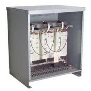 GE 9T83B2672 Transformer, Dry Type, 37.5kVA, 240x480-120/240, NEMA 2