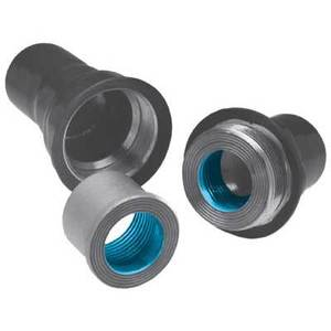 "Ocal UNY405-G Conduit Union, 1-1/4"", Female to Male,PVC Coated Steel"
