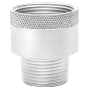 "Cooper Crouse-Hinds REA12 Reducing Bushing, Male/Female, 1/2"" x 3/4"", Steel"