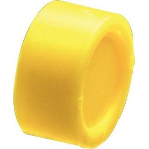 "Arlington EMT75C Capped Bushing, 3/4"", Insulating, Threadless, Non-Metallic"