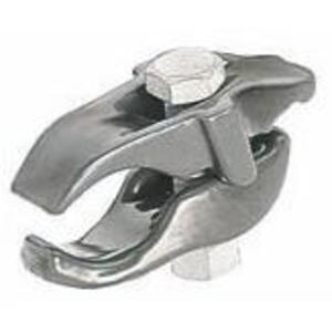 "Plasti-Bond PBPAR-1/2 Parallel Beam Clamp, 1/2"", Ferrous Metal"