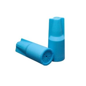 King Innovation 10666 Dryconn Waterproof Connector, Blue